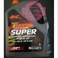 ORIGINAL BHP Trans Super (Diesel 15W-40) 7Little