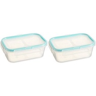 ★FREE SHIPPING★Snapware 2-Pack Airtight 2-Cup Rectangle Containers, Plastic