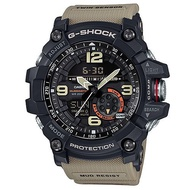【CASIO】G-SHOCK 極限陸上冒險家軍事設計造型雙顯錶(GG-1000-1A5)正版宏崑公司貨