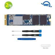 【OWC】Aura Pro X2 2TB NVMe SSD(帶有安裝工具和組件的 Mac mini 升級套件)