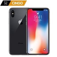 Original Apple iPhone X Face ID 64GB/256GB ROM 3GB RAM 12MP Hexa Core IOS A11 5.8นิ้วกล้องด้านหลังคู่4G LTEปลดล็อกIphone X