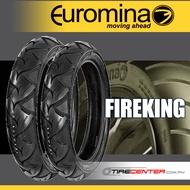 YZF-R15 Tire Combo 120/70-17 & 140/70-17 Euromina Fireking Tubeless Motorcycle Tires