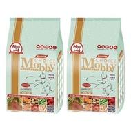 莫比Mobby《愛貓無穀-鹿肉+鮭魚》6.5KG/包 貓飼料『WANG』