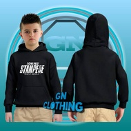 Hoodie Sweater for kids anime onepiece stampede