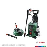 【BOSCH 博世】高壓清洗機 UA 125 + 地面清潔器