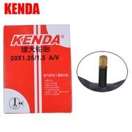 Build a large inner tube KENDA 20*1.25 1.5 1.75 law mouth small wheel folding bike wheel inner tube