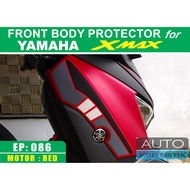 FRONT BODY PROTECTOR XMAX - XMAX FRONT COVER PROTECTOR - XMAX ACCESSORIES