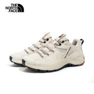 The North Face北面女款米白色抓地耐磨戶外休閒鞋|4O97L0E