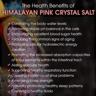 Himalayan Pink Salt (himalayan Pink Salt), Natural Salt