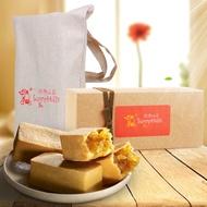 台灣 微熱山丘 鳳梨奶黃月餅15盒/箱