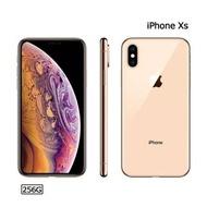 現貨 蘋果 Apple Iphone XS iXS 5.8吋 256G 金色 整新膠膜未拆 公司貨 尚在保固中 空機