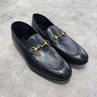 GUCCI Brixton馬銜扣可踩腳樂福鞋 女款 尺寸35.5 36 36.5 37 37.5 $19800💙