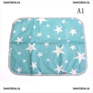JX Baby Portable Foldable Washable Waterproof Changing Mat Cute Mattress[SG]