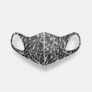 LeMASKA 韓國口罩 時尚口罩 KF80 _ 爆裂黑 (可重複使用)