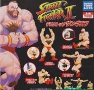 現貨 BEETLE T-ARTS STREET FIGHTER 2 ZANGIEF 快打旋風 2 桑吉爾夫 扭蛋 全8種