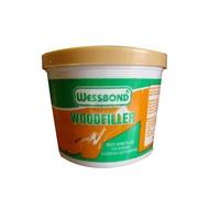 Wessbond Wood Filler Putty 500 g [Natural/Teak]