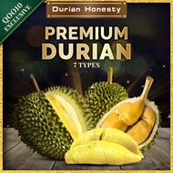 [Same Day Delivery] 350-700g Premium Durian (w/ Free Gift) from $19.90 - XO MSW Black Gold Red Prawn