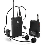Wireless Microphone SystemFifine Wireless Microphone set with Headset /Lavalier Lapel Mics Belt...