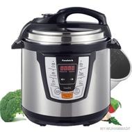 Panaletrik Electric Pressure Cooker Multi Cooker Rice Cooker 6L
