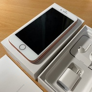IPhone 7 32G 玫瑰金 僅開封登入過,未使用近全新