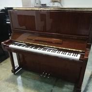 雅馬哈YAMAHA山葉二手鋼琴  原木色