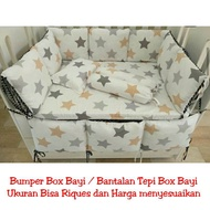 Baby Crib Bumpers Baby Crib Bumpers Protectors For Large Foam Mattresses