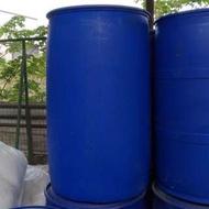 200公升/50加侖藍色塑膠桶