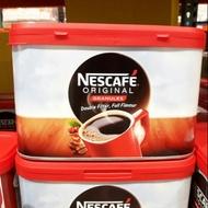 【漫時光】NESCAFE 雀巢 原味 即溶咖啡粉 黑咖啡 500g / COSTCO 好市多代購