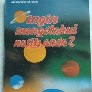 Kitab Abu Ma'syar Al Falaki terjemah indo: Ingin Mengetahui Nasib Anda