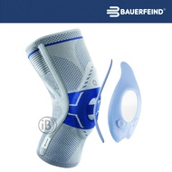 Bauerfeind 博爾汎│GenuTrain P3 矯正型護膝│德國頂級專業護具│灰藍