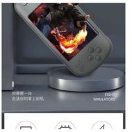 2020更新款X16遊戲機    兒時游戲機掌機PSP3000兒童掌上復古懷舊FC搖桿掌機可下載GBA街機兒童益智俄羅斯
