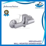 Johnson Suisse Turin Wall-Mounted Shower Mixer