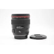 【高雄青蘋果3C】Canon EF 35mm f1.4 L USM 人像 二手鏡頭 UZ鏡 定焦鏡 #45559
