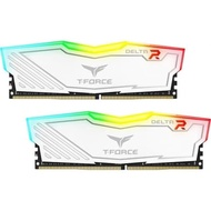 Delta Rgb 8gb Memory Team Kit (2x4gb) Ddr4 2666