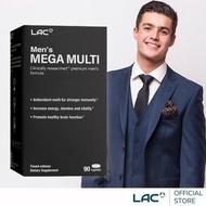 【GNC 健安喜】美佳男複方維他命 90錠(鋅/B群/南瓜籽/蕃紅素/精胺酸/保護力)