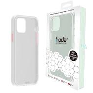 iPhone 12 Pro Max hoda柔石軍規防摔保護殼-白