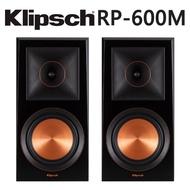【Klipsch】RP-600M書架型喇叭-黑檀(卡拉OK、喇叭)