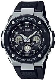 (Casio) [Casio] CASIO watch G-SHOCK G shock G Steel Solar radio GST-W300-1AJF Men s-