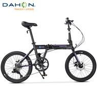 Dahon K-One Fold Bike 20 Inch Ultra-light Variable Disc Brake 9 Speed Student Adult Male And Female Bike
