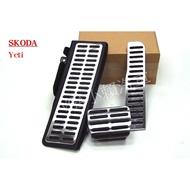 (VAG小賴汽車)K03/Skoda Yeti 金屬 踏板 油門 剎車 休息 全新