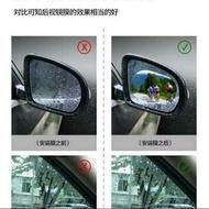 Car Rearview Mirror Antifog Antifog Mirror Sticker For Car Helmet Glasses
