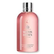 Molton Brown 大黃與玫瑰香氛沐浴精300ml-快
