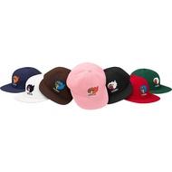 【HOMIEZ】SUPREME GONZ RAMM 6-PANEL 6片 棒球帽 後扣洞洞帽