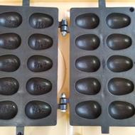 雞蛋糕 模具 蛋形 已鍍膜 鐵氟龍 適用 俐信牌、福興牌爐具