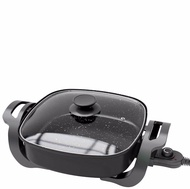 1500W Electric Frying Pan Skillet Multi Function Cooker