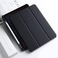 hot Xundd Leather Case เคสปากกา ipad กันกระแทก ถาด ใส่ปากกา apple pencil เคส สำหรับ ไอแพด Gen7 10.2 Air 10.5 Pro 11