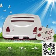 世嘉MD任天堂FC二合一電視懷舊游戲機兼容世嘉機和紅白機游戲卡