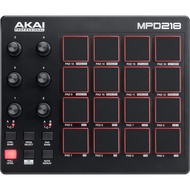 [DigiLog] 現貨 Akai MPD218 MIDI 控制器 打擊板 手指鼓 hiphop mpc 一年保固