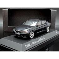 原廠 Kyosho 1/43 BMW 4er 4 Series F36 black