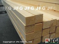 【JFG 木材】SPF 松木角材】34x40mm 木材加工 木板 角材 木柱 木條 柵欄 欄杆 圍籬 加工 南方松